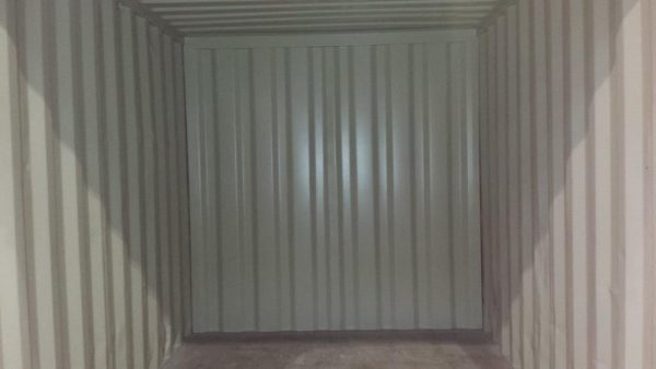 10ft x 8ft Used Shipping Container internal 2