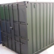 15ft x 8ft Used Shipping Container