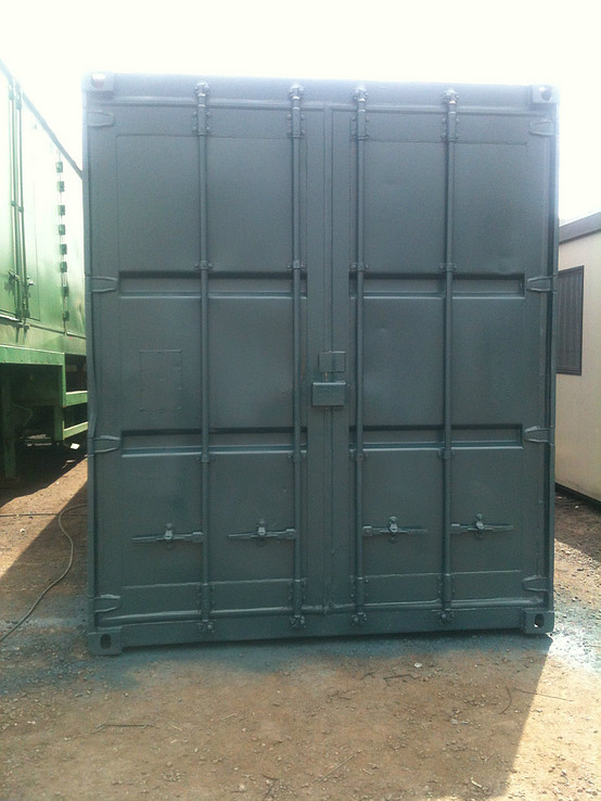 40ft x 8ft Used High Cube Shipping Container