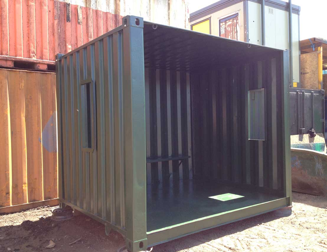 10ft X 8ft Blue Smoking Shelter Www