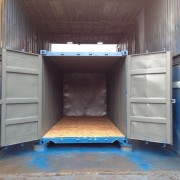 Used Shipping Container 20ft Open Doors