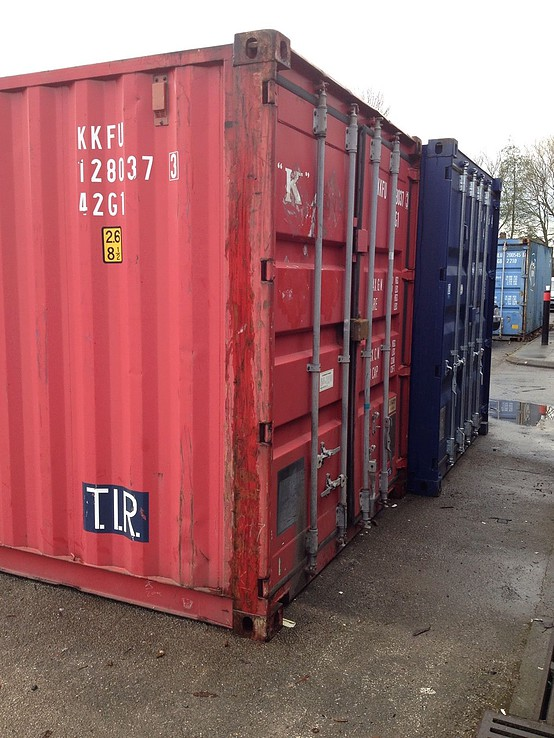Used Shipping Container 40ft