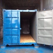 Used Shipping container 20ft Open Door