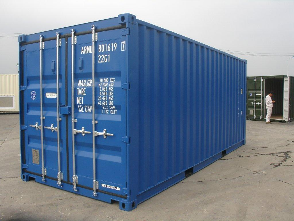 20ft new storage container for sale uk wide delivery for Tall shipping container
