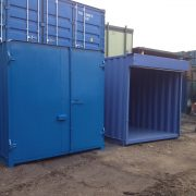 10FT PAINTED BLUE STORES1-3