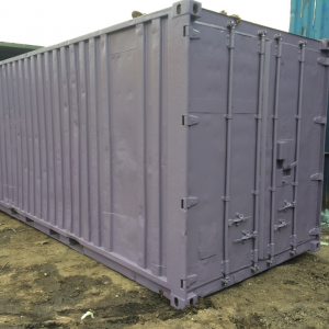 20ft x 8ft Portable Storage Container