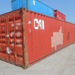 40ft x 8ft Shipping Container