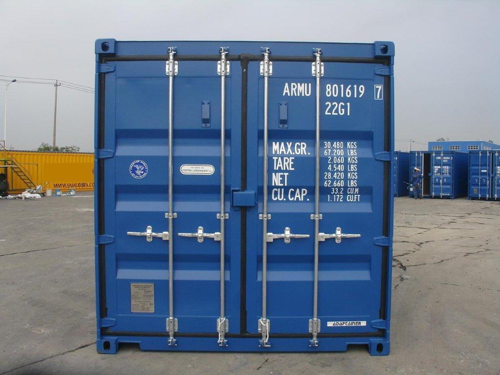 20ft New Storage Container for Sale - UK Wide Delivery