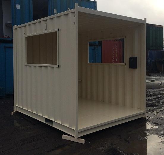 Smoking Shelters Product : Ft cream smoking shelter —